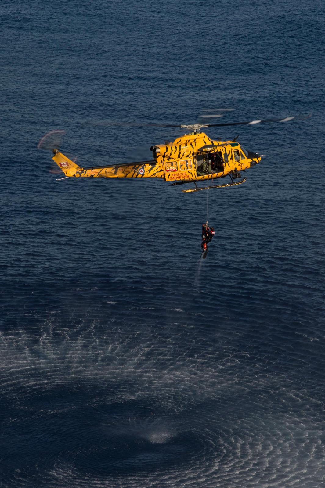 CH-146 Griffon SAR