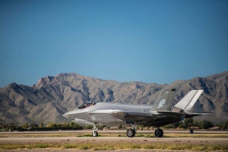 F-35 Demo