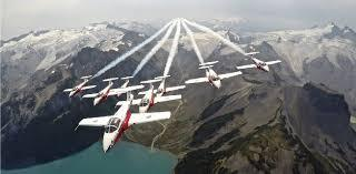 Snowbirds (CL-41 Tutor)